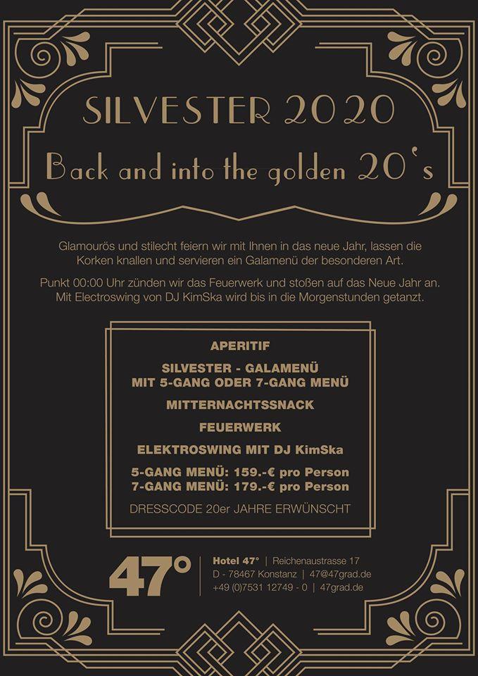 Silvester 2020 Konstanz